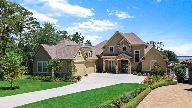 150 Bentwater Bay Drive, Montgomery, TX 77356 (MLS #81174553) :: The Freund Group