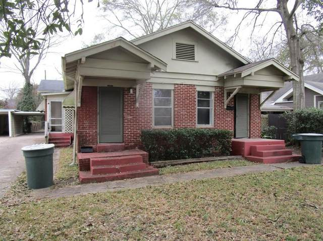 2470 Pecos Street, Beaumont, TX 77702 (MLS #81175696) :: The Home Branch