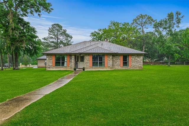 238 Resort Drive, Livingston, TX 77351 (MLS #81185702) :: The SOLD by George Team