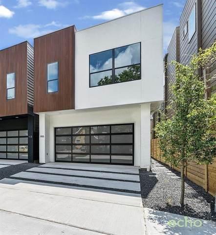 1416 Laird Street, Houston, TX 77008 (MLS #81191022) :: Green Residential