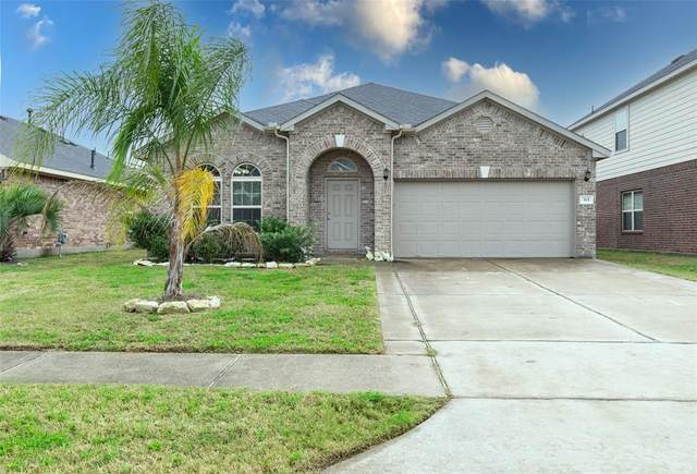 315 Sea Mist Lane, Bacliff, TX 77518 (MLS #81201998) :: The Parodi Team at Realty Associates
