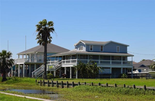 2940 Laguna Drive, Crystal Beach, TX 77650 (MLS #81210360) :: Caskey Realty