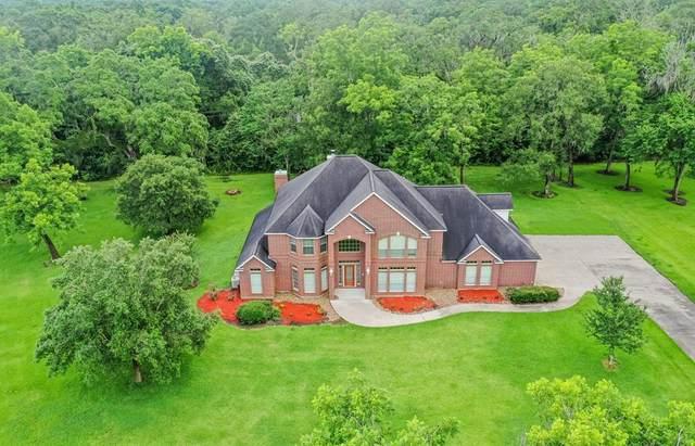 1501 Oak Island Drive, Lake Jackson, TX 77566 (MLS #81221909) :: The SOLD by George Team