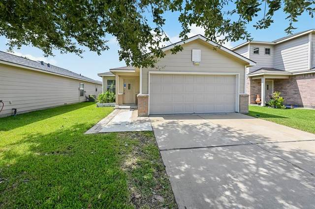 2655 Cyrus Hill Drive, Katy, TX 77449 (MLS #81229313) :: The Home Branch