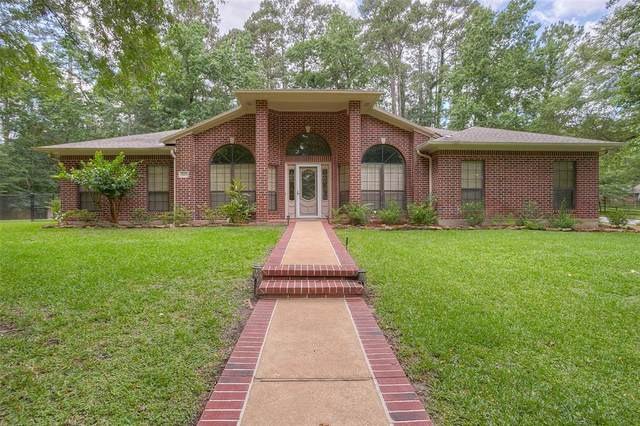 803 Overbrook Drive, Huntsville, TX 77340 (MLS #81235570) :: Ellison Real Estate Team