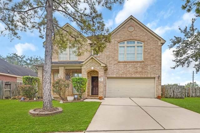 3318 Glenhill Court, Pearland, TX 77584 (MLS #81237587) :: EW & Associates Realty, LLC