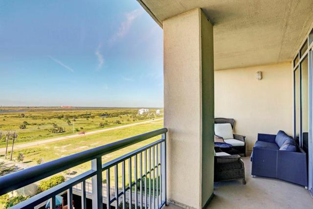801 E Beach Drive Bc0512, Galveston, TX 77550 (MLS #81238531) :: Christy Buck Team