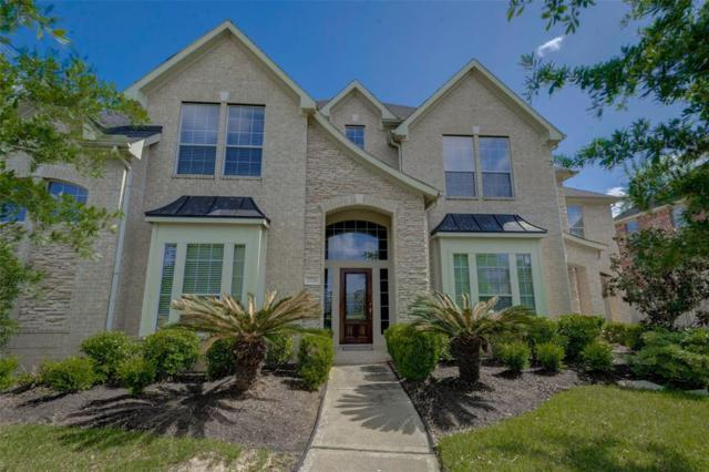 7726 Courtney Manor Lane, Katy, TX 77494 (MLS #81244753) :: The Heyl Group at Keller Williams