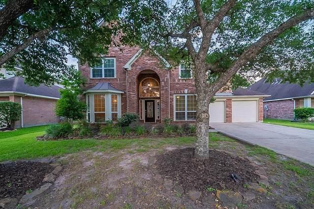 8518 Westerbrook Lane, Humble, TX 77396 (MLS #81256114) :: Bray Real Estate Group