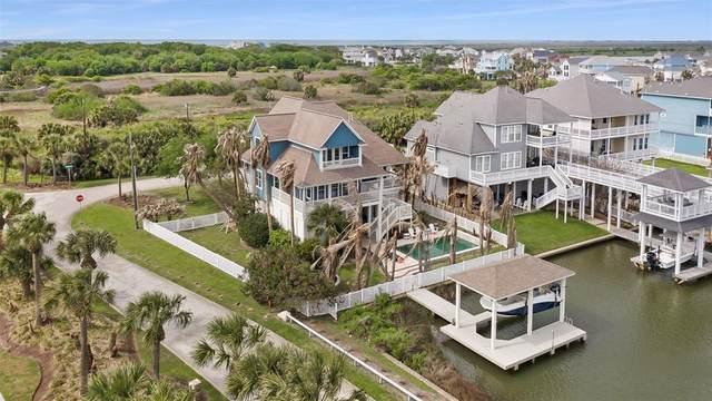 13447 Binnacle Way, Galveston, TX 77554 (MLS #81262952) :: Lerner Realty Solutions