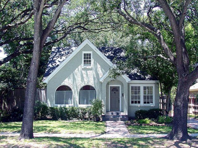 6714 Belmont Street, West University Place, TX 77005 (MLS #81264795) :: The Sansone Group