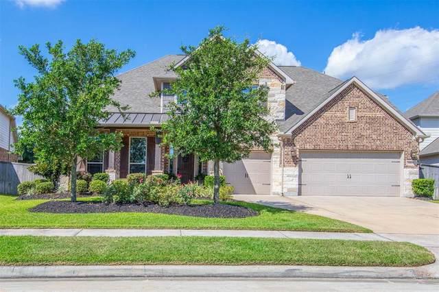 6819 Cottonwood Crest Lane, Katy, TX 77493 (MLS #81266930) :: The Heyl Group at Keller Williams