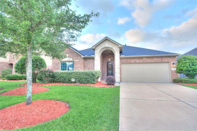 13007 Winter Springs Drive, Pearland, TX 77584 (MLS #81269412) :: The SOLD by George Team