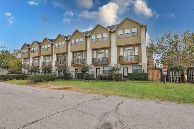 2300 Union Street G, Houston, TX  (MLS #81283762) :: Area Pro Group Real Estate, LLC