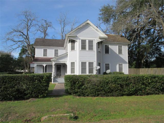 601 Baxter Street, Garwood, TX 77442 (MLS #81294564) :: The Sansone Group