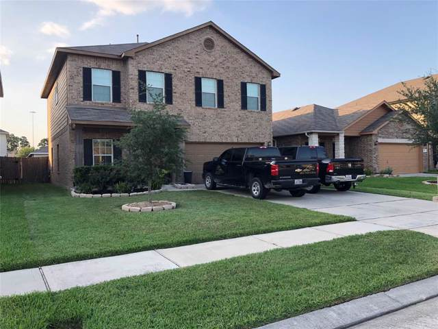 2027 Beacon Chase Court, Spring, TX 77373 (MLS #81296506) :: The Home Branch