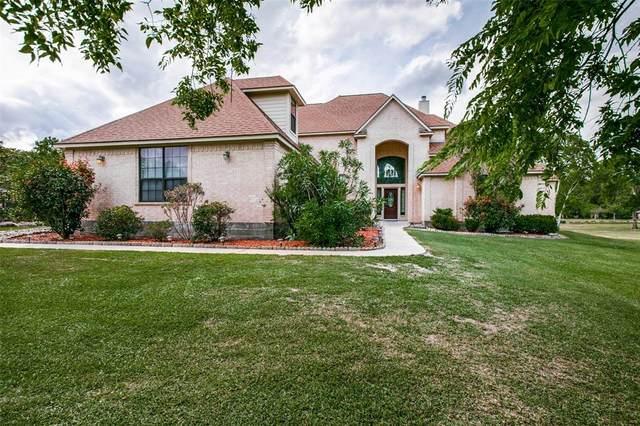 68 Woodside Drive, Bay City, TX 77414 (#8129737) :: ORO Realty