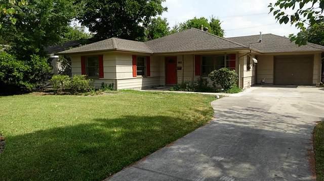 4025 Woodcraft Street, Houston, TX 77025 (#81302570) :: ORO Realty