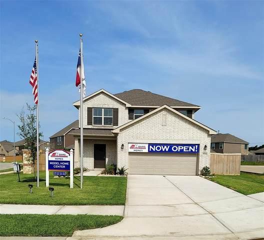 32955 Silver Meadow Way, Brookshire, TX 77423 (MLS #81304602) :: NewHomePrograms.com