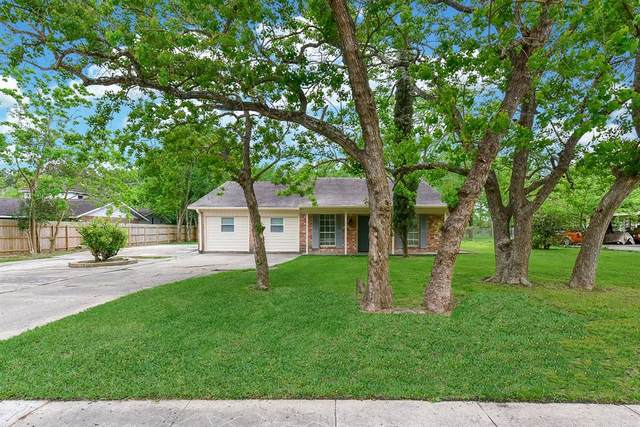 18610 Anne Drive, Webster, TX 77058 (MLS #81306310) :: The Bly Team