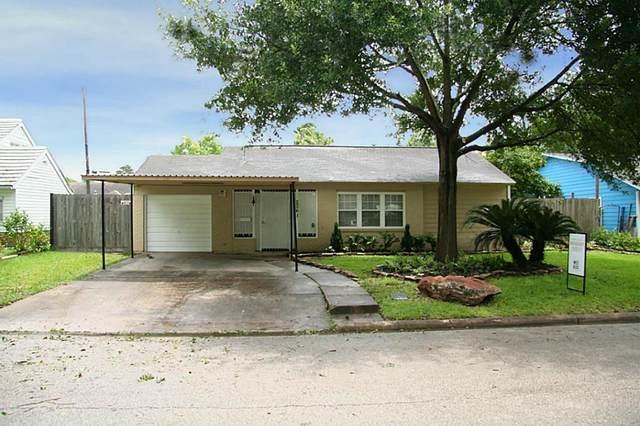 2261 Collier Street, Houston, TX 77023 (MLS #81307946) :: CORE Realty
