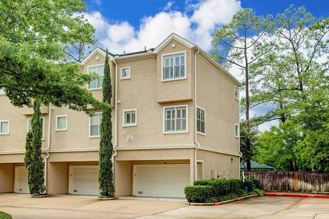 12707 Boheme Drive #1706, Houston, TX 77024 (MLS #81312780) :: The SOLD by George Team