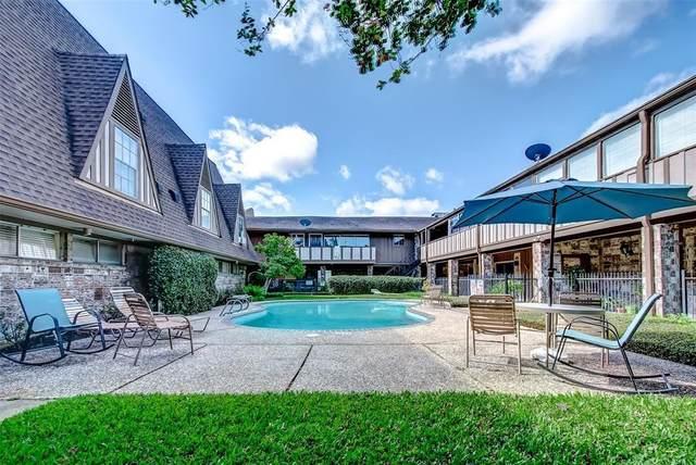 2574 Marilee Lane #8, Houston, TX 77057 (MLS #81326580) :: Caskey Realty