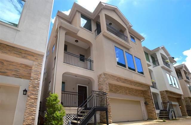 1538 W 23rd Street C, Houston, TX 77008 (MLS #81330896) :: Lerner Realty Solutions