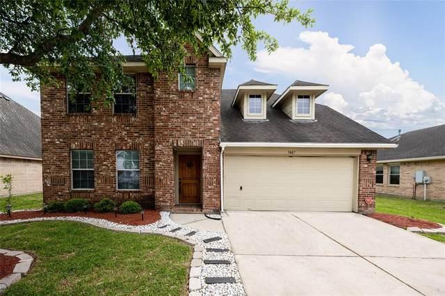 3407 Dorsey Lane, Pearland, TX 77584 (MLS #81332032) :: Christy Buck Team