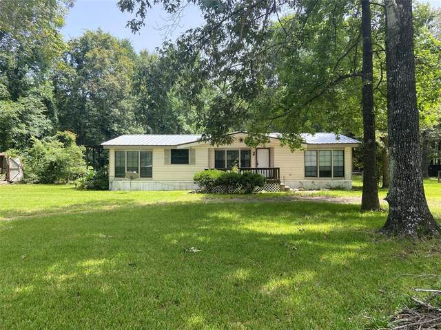 27154 Brentwood Road, Splendora, TX 77372 (MLS #81340426) :: The SOLD by George Team