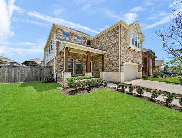 2546 Granberry Point Drive, Missouri City, TX 77459 (MLS #81344386) :: The Sansone Group
