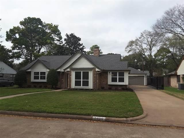 2411 Eaglerock Drive, Houston, TX 77080 (MLS #81346636) :: NewHomePrograms.com LLC