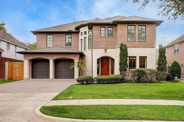 830 Jaquet Drive, Bellaire, TX 77401 (MLS #8134911) :: Connell Team with Better Homes and Gardens, Gary Greene