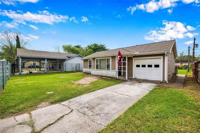 3306 Kowis Street, Houston, TX 77093 (#81350365) :: ORO Realty