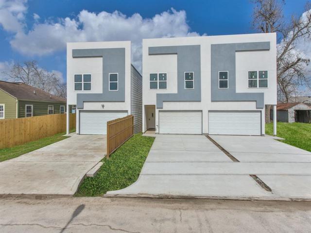 205 E 43rd Street, Houston, TX 77018 (MLS #81354696) :: Texas Home Shop Realty