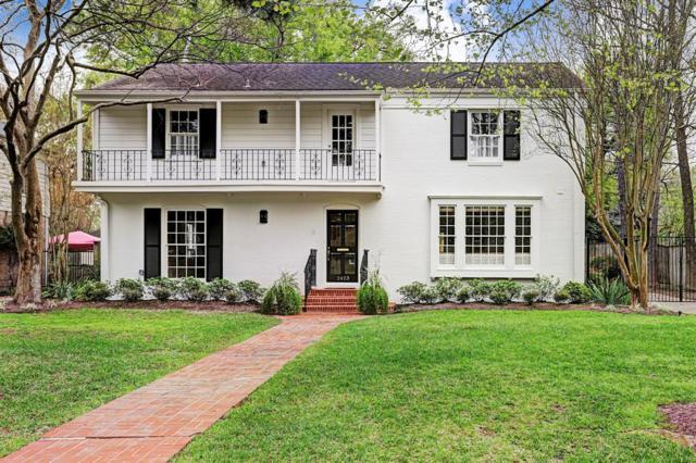 2423 Glen Haven Boulevard, Houston, TX 77030 (MLS #81360990) :: Texas Home Shop Realty