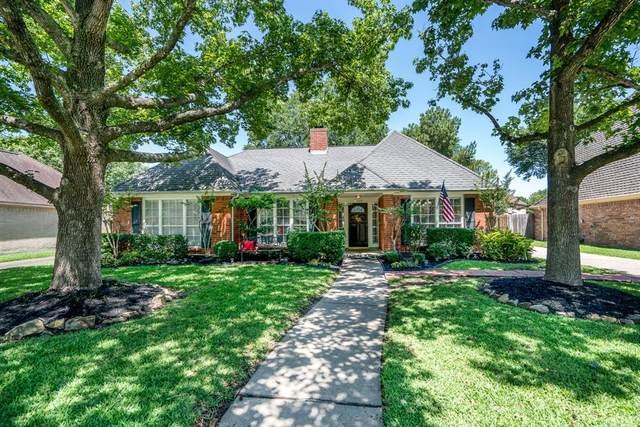 16119 Ridge Park Drive, Houston, TX 77095 (MLS #81366515) :: Ellison Real Estate Team