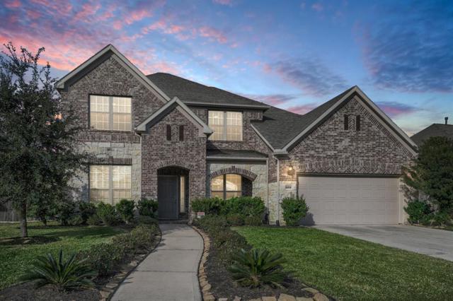6919 Brewster Lane, Missouri City, TX 77459 (MLS #81370227) :: The SOLD by George Team