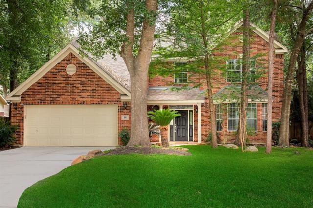10 Willow Run Place, The Woodlands, TX 77382 (MLS #81372667) :: Giorgi Real Estate Group