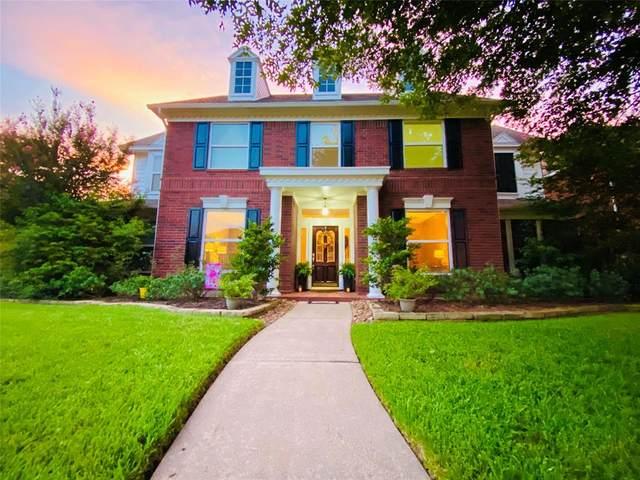 18214 Spruce Creek Drive, Houston, TX 77084 (MLS #81372683) :: The Sansone Group