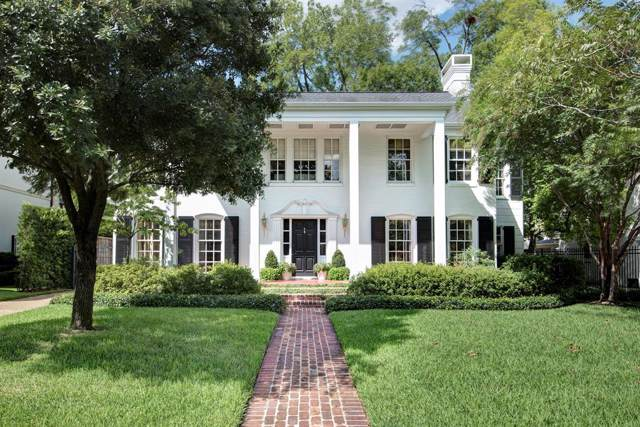 3860 Olympia Drive, Houston, TX 77019 (MLS #81372802) :: Caskey Realty