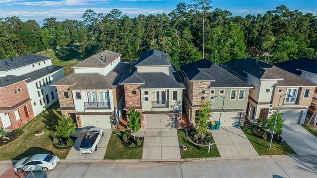155 Benjis Place, The Woodlands, TX 77380 (MLS #81381050) :: All Cities USA Realty