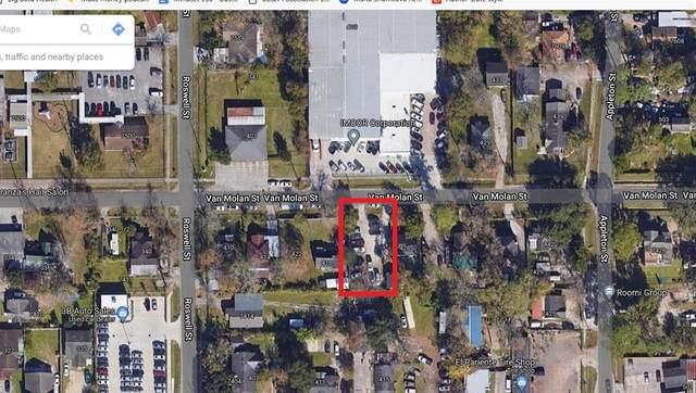 0 Van Molan Avenue, Houston, TX 77022 (MLS #81389852) :: All Cities USA Realty