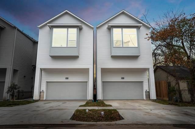 5822 Kiam Street, Houston, TX 77007 (#81411017) :: ORO Realty