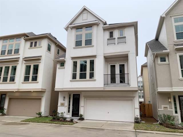 9615 Cambridge Manor Lane, Houston, TX 77045 (MLS #81411280) :: The SOLD by George Team