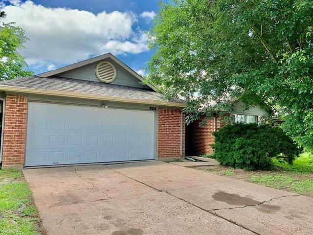 2510 Edgedale Drive, Missouri City, TX 77489 (MLS #81411317) :: The Parodi Team at Realty Associates