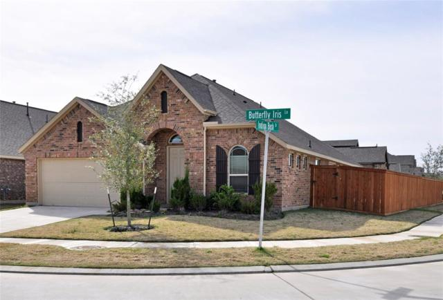 9015 Butterfly Iris Lane, Cypress, TX 77433 (MLS #81415976) :: The Bly Team