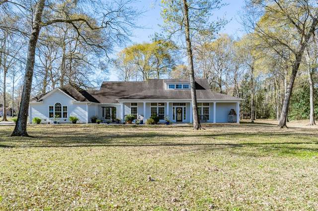 158 County Road 2311, Dayton, TX 77535 (MLS #81416597) :: The Bly Team