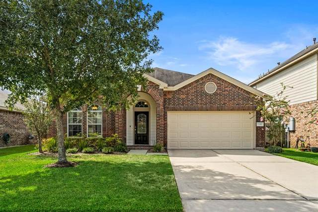 2215 Oak Rise Drive, Conroe, TX 77304 (MLS #81420202) :: The SOLD by George Team