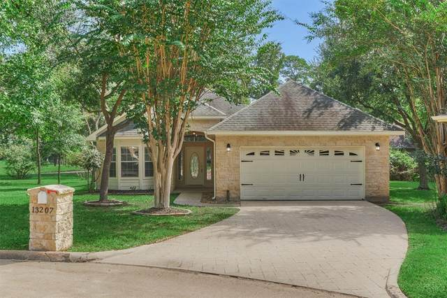 13207 Salem Circle, Montgomery, TX 77356 (MLS #81431381) :: All Cities USA Realty
